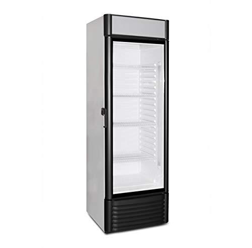 Getränkekühlschrank - 0,61 x 0,59 m - mit 1 Glastür
